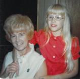 Mom and kay