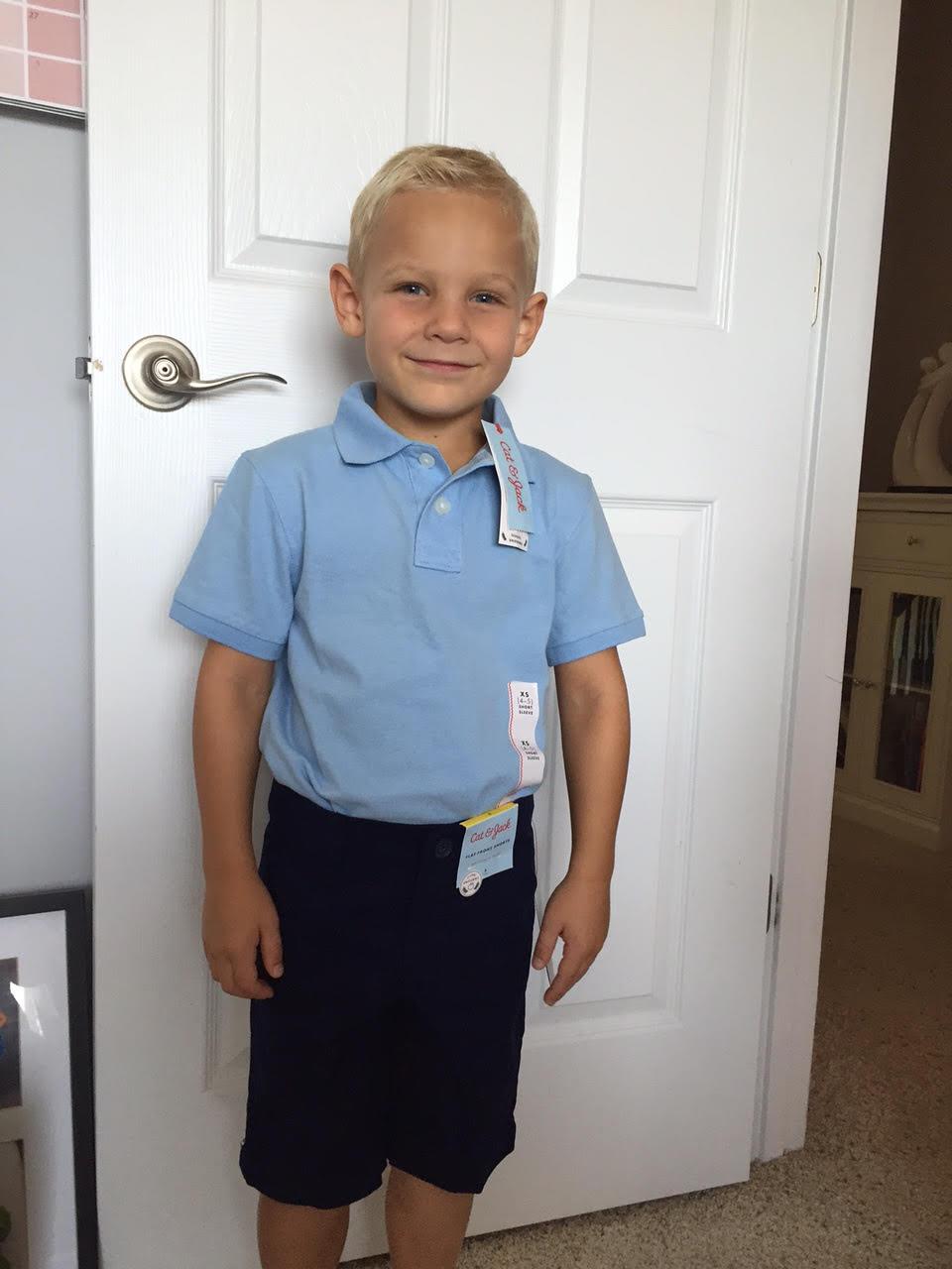 Noah Kindergarten