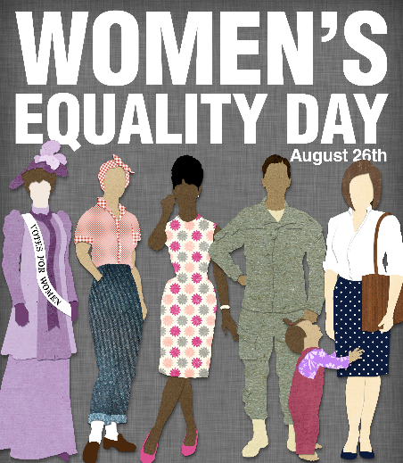 Innovative Happy Women39s Equality Day Celebrate The 19th Amendment With 19 OFF